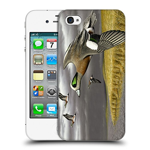 Cooliphone4Cases.com-2827-Breaking For Cover Bird Art Hard Back Case for Apple iPhone 4 / 4S-B01KX49YYA-T Shirt Design