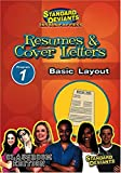 SDS NB Resume & Cover Letters 1: Basic Layout [Instant Access]
