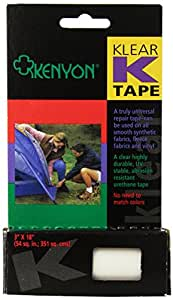 Kenyon Klear K-Tape Repair (3 x 18-Inch)
