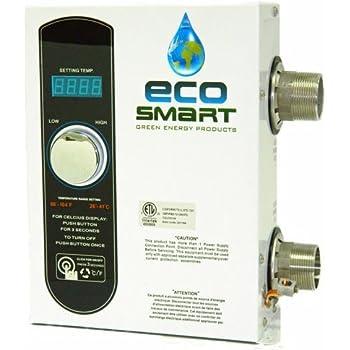 Ecosmart Smart Pool 27 Electric Tankless Pool Heater 27kw