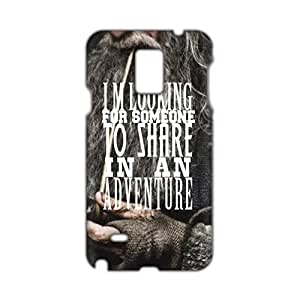Evil-Store Gandalf the hobbit 3D Phone Case for Samsung Galaxy Note4