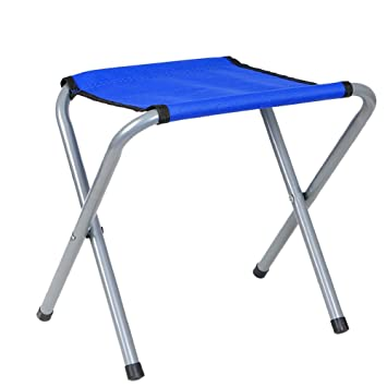 Magnificent Baikoubaoweilr Camping Stools Portable Folding Stool Camping Chair Fishing Stool For Outdoor Sport Travel Camp Fishing Picnic Ocoug Best Dining Table And Chair Ideas Images Ocougorg