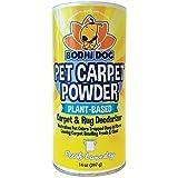 Dog Odor Carpet Powder | Dry Pet Smell Neutralizer and Eliminator | Remove
