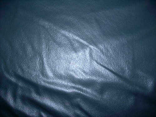 Black Leather Look Vinyl Futon Covers for Full Size Futon Mattresses - Black Vinyl Futon Sofa