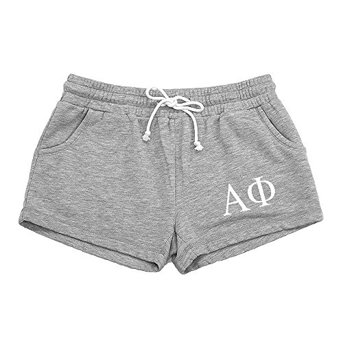 Cotton Sisters Alpha Phi Rally Shorts