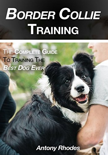 (Border Collie Training: The Complete Guide To Training the Best Dog)