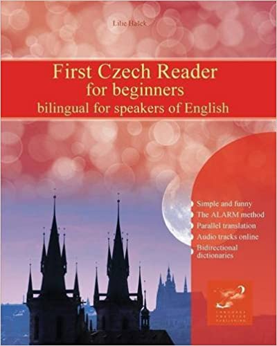 Book First Czech Reader for beginners