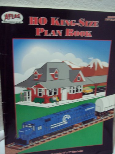 HO King-Size Plan Book; Book# 14 Levels 2 & ()