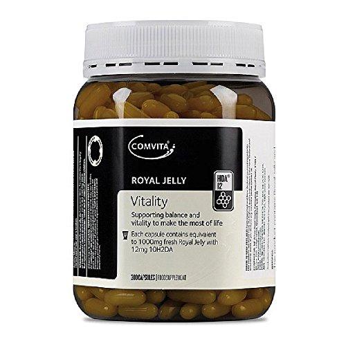 Comvita Royal Jelly Capsules 1000mg (300 capsules) by Comvita