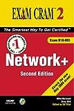 Network+ Exam Cram 2, Mike Harwood and Drew Bird, 0789732548