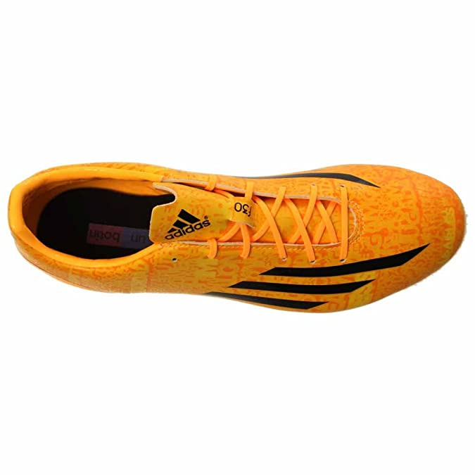 Amazon.com | Adidas F30 Firm Ground-Messi [SOGOLD/CBLACK/CBLACK] (13) | Soccer