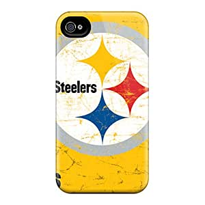 Iphone 6plus MXb2949CByc Allow Personal Design Attractive Pittsburgh Steelers Skin Perfect Hard Phone Covers -InesWeldon