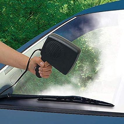 24V Portable Auto Defroster Demister Heizung L/üfter Heizung Ajustable Defogger ZREAL 12V