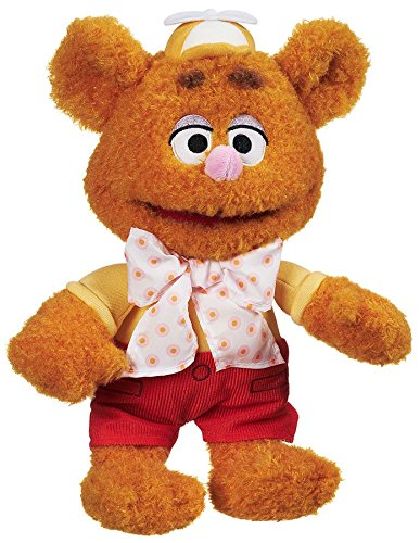 Disney Fozzie Bear Plush - Muppet Babies - Small 412308284325