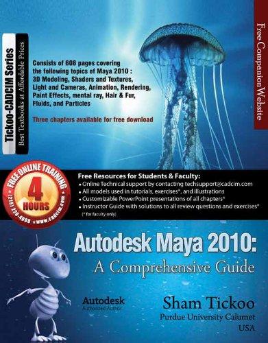 Autodesk maya 2009.