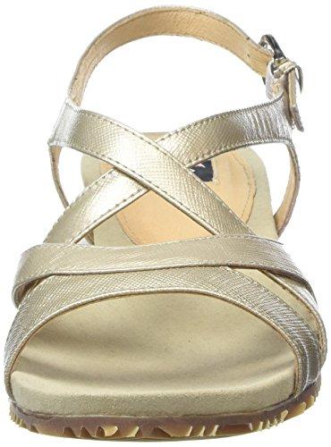 Giudecca Jycx15pr101-1 - Sandalias Mujer Dorado - Gold (Y-3 light gold)