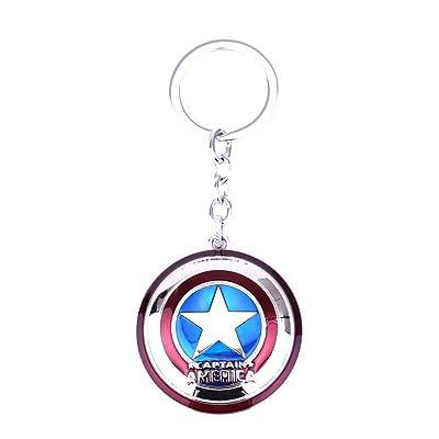 Marvel Avengers nidavellir Avengers Thor Martillo Mjolnir Martillo de Llavero Llavero Llavero: Equipaje