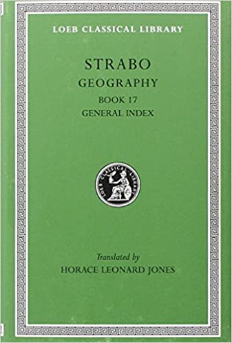 By Strabo Horace Leonard Jones