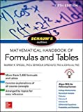 img - for Schaum's Outline of Mathematical Handbook of Formulas and Tables, Fifth Edition (Schaum's Outlines) book / textbook / text book