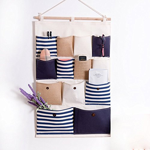 BranXin - Hanging Storage Pocket Wardrobe Organizer Bag Mult
