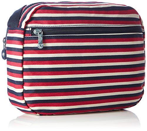 Sugar Multicolore Tracolla Stripes Borse a Patti Kipling Donna gwxZnY