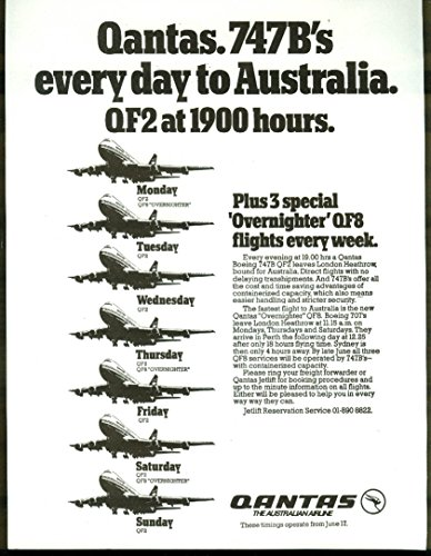 qantas-airlines-747b-airfreight-airline-bulletin-card-1970s