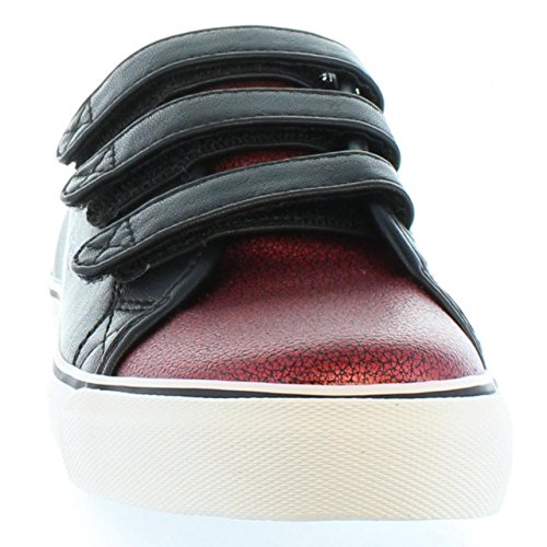 Jeans Pepe Burgundy Pls30399 Alford Zapatos 299 Mujer De qtTcypAgp