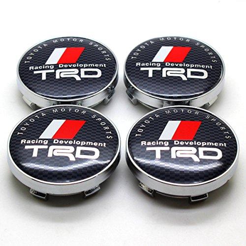 trd wheels center cap - 7