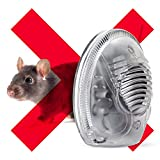 Mice, Rodent, Cockroach Rat Repellent Ultrasonic Device - Best Humane Electronic Pest Control Home