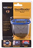Music Nomad MN305 HumiReader Hygrometer, Humidity, and Temperature Monitor
