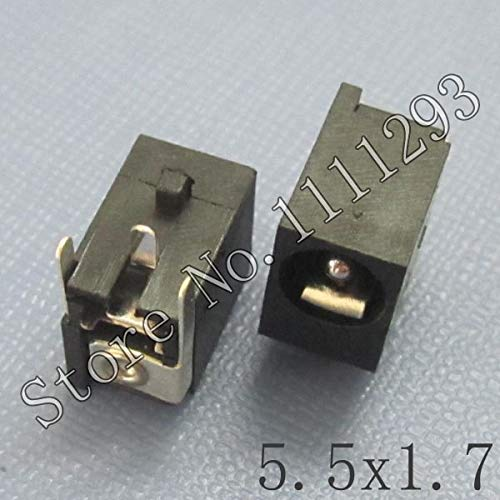 Gimax 20pcs/lot DC Power Jack Connector for Compaq Armada V300 E500 E500S E700 EVO N110 N800 N800C Laptop etc 5.5x1.7