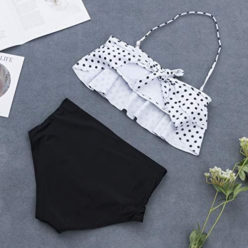 51547bikini In E Loto Con Foglia H Bei yi Alta Balza Bikini 2xl Grande Fascia Vita colore Di A E Dimensioni Xy6xwCOxqa