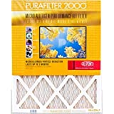 Purafilter kg10x20x1 Gold Filter, Merv 11, 4 Piece
