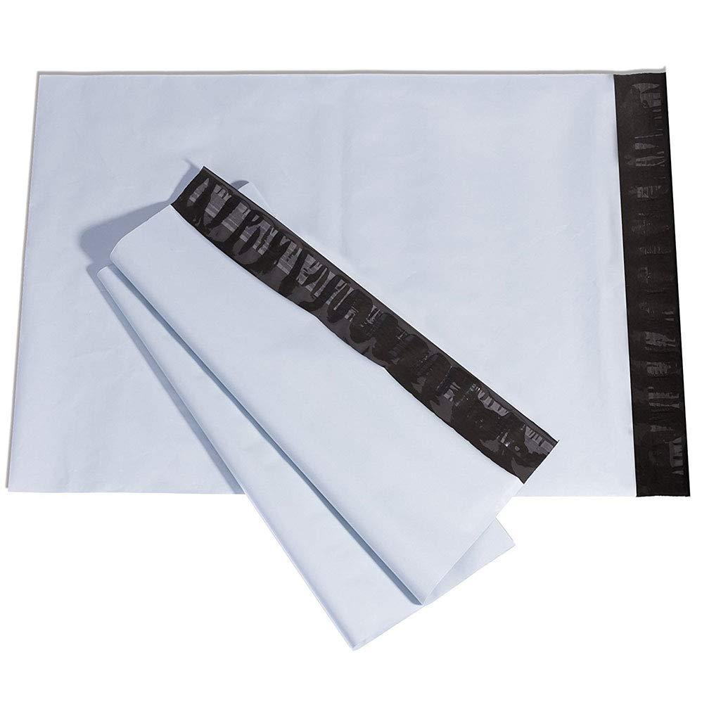 Wanxida Snowflake Bolsas de env/ío de pl/ástico para env/íos postales 100 unidades 25 x 35 cm 100