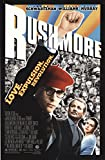 "Rushmore 1998 Authentic 27"" x 41"" Original Movie Poster Rolled Bill Murray Drama U.S. One Sheet"