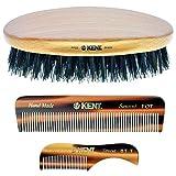 Kent Set of Combs - 81T Beard and Mustache