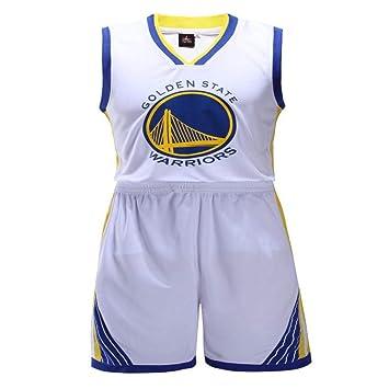 best service e1f7f c8b11 Amazon.com: YINGH NBA Jerseys, Basketball Uniforms, Warriors ...