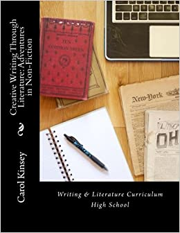 high school creative writing curriculum