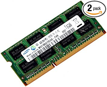 2X 4GB 1333Mhz DDR3 RAM Memory PC3-10600S for Apple MacBook Pro A1286 2011 2012
