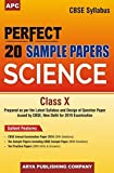 Perfect 20 Sample Papers Science Class X