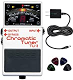 BOSS TU-3 Chromatic Tuner for Electric and Bass