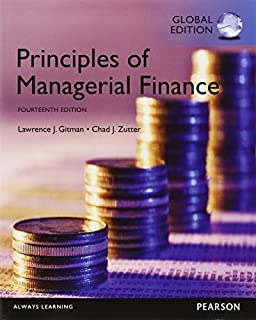 principles of managerial finance student value edition 14th rh amazon com Physical Science 13th Edition Principles of Marketing 13th Edition