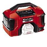 Einhell 4020460 Pressito Hybrid Compressor, 90 W, 18 V, Red, One Size