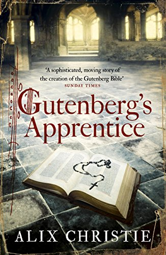 Gutenberg's Apprentice (English Edition)
