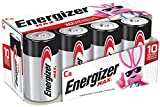 Health & Personal Care : Energizer Max C Batteries, Premium Alkaline C Cell Batteries (8 Battery Count) - Packaging May Vary