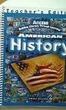 American History, Elva Durán and Jo Gusman, 0669509051