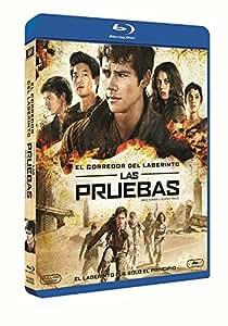 El Corredor Del Laberinto: Las Pruebas Blu-Ray Blu-ray