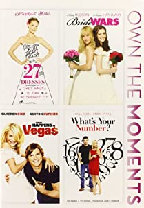 upc 024543944775 product image for 27 Dresses / Bride Wars / What Happens in Vegas / What's Your Number Quadruple Feature | barcodespider.com