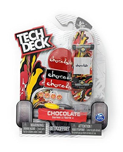 Tech Deck CHOCOLATE SKATEBOARDS Series 2 Raven Tershy Fingerboard Mini Toy Skate Board