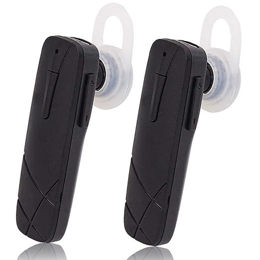 Auriculares inalámbricos Bluetooth estéreo manos libres cancelación de ruido control de volumen auriculares para Gimnasio Running